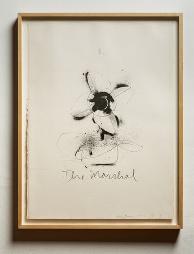 Jim Dine, 'Flaubert Favorites (Williams College 95-98)', 1972