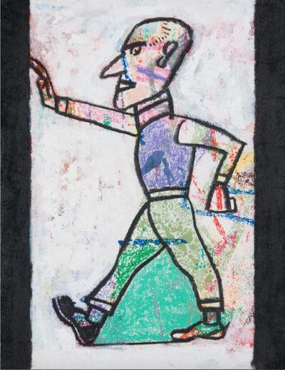Antonio Seguí, 'Para Salir', 2017