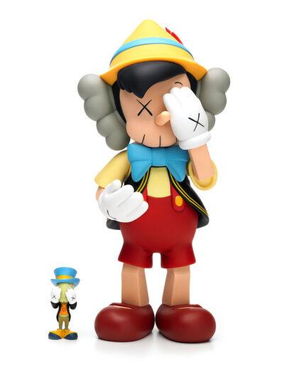 KAWS, 'Pinocchio', 2010