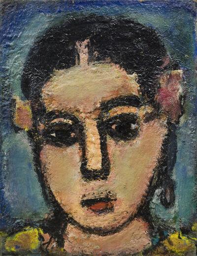 Georges Rouault, 'Carlotta', 1937