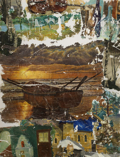 Ermias Kifleyesus, 'Displacement 1', 2019