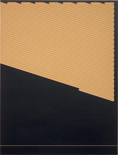 Daniel Lefcourt, 'Plot Fill X', 2009