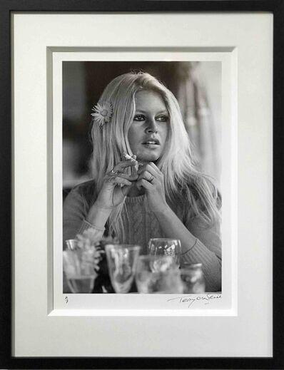 Terry O'Neill, 'Brigitte Bardot, Deauville', 1968