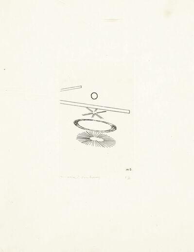 Marcel Duchamp, 'The Oculist Witnesses', 1965
