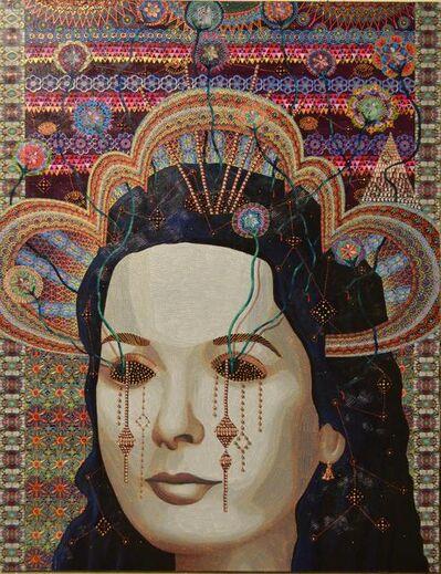 Asad Faulwell, 'Les Femmes d'Alger V', 2017