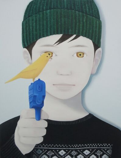 Tatsuhito Horikoshi, 'Little love', 2014