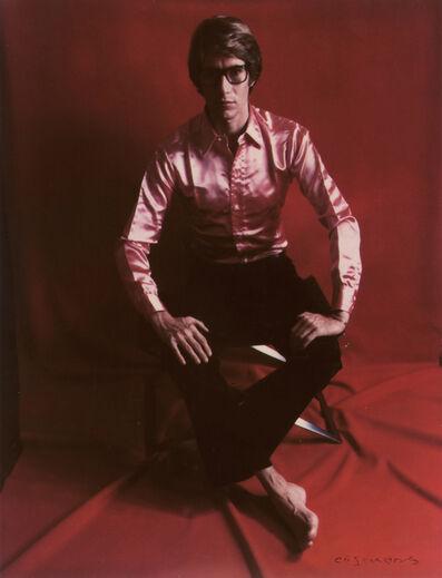 Marie Cosindas, 'Yves St. Laurent, Paris', 1968