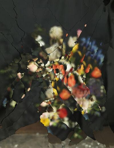 Ori Gersht, 'On Reflection, Material E02, After J. Brueghel the Elder', 2014