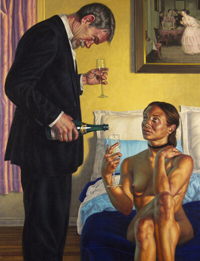 F. Scott Hess, 'Bubbly', 2012