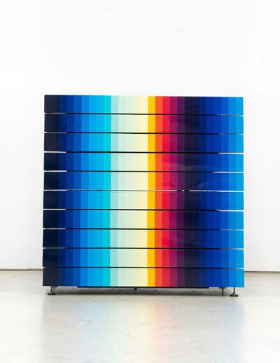 Felipe Pantone, 'Chromadynamica Multistable 2', 2019