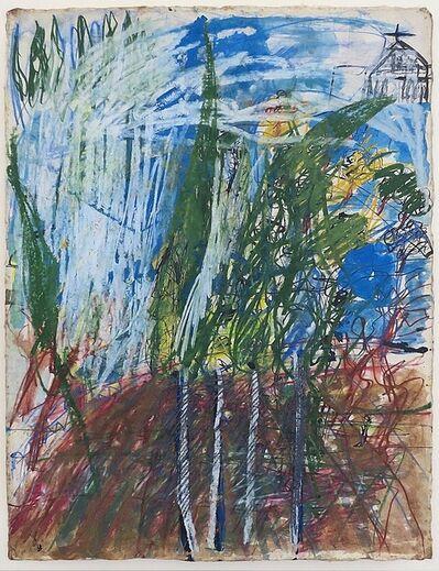 Gandy Brodie, 'Untitled (Tuscan Landscape)', 1955