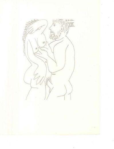 Pablo Picasso, 'Le goût du Bonheur - 18.10.64 XIII - After P.Picasso', 1998