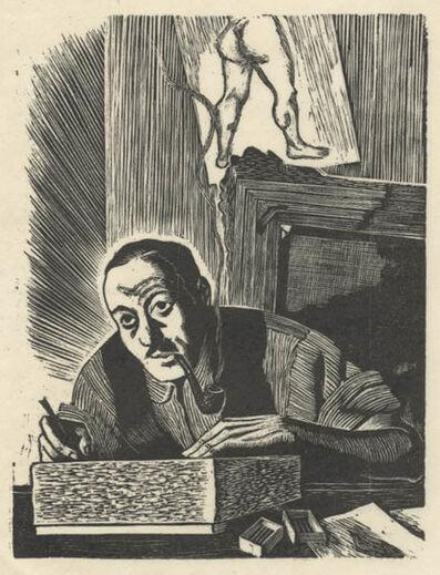 Bernard Brussel-Smith, 'Self Portrait [1]', 1940