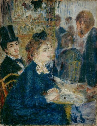 Pierre-Auguste Renoir, 'In the café', ca. 1877