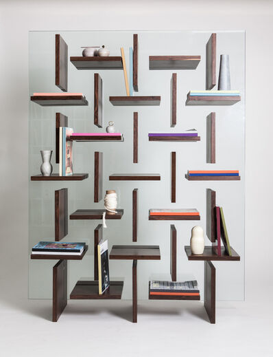 Alva Design, 'Cross, Glass Shelves', 2014