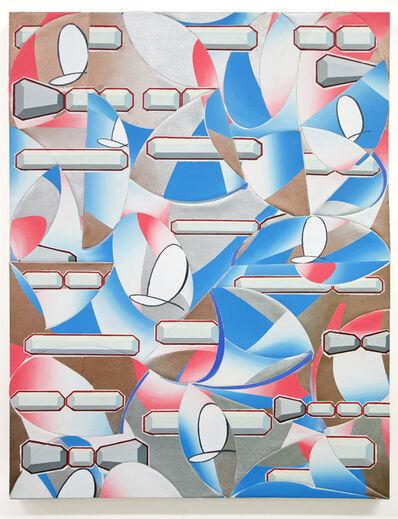 Vivien Zhang, 'Shuffle Tessellation 2', 2019