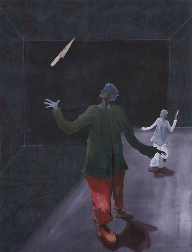 Pierre Knop, 'Schwertschlucker', 2020