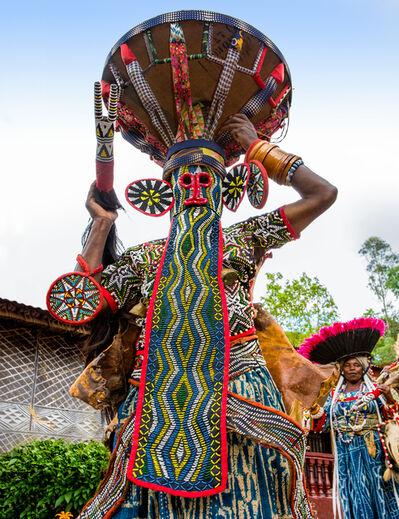 Carol Beckwith and Angela Fisher, 'Bamilieke Elephant Mask, Cameroon', 2014