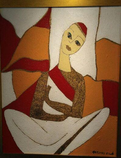 Gregory Fink, 'Meditação'