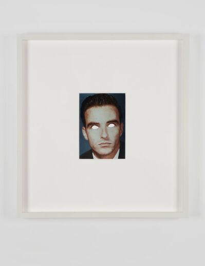 Douglas Gordon, 'Blind Montgomery (white) ', 2002