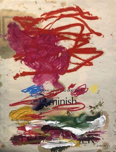 Kikuo Saito, 'Untitled #285', 2012