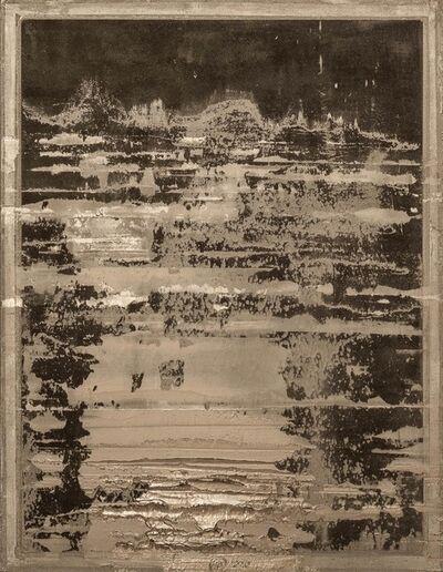 Pierre Bonnefille, 'SILVER PAINTING 16', 2020