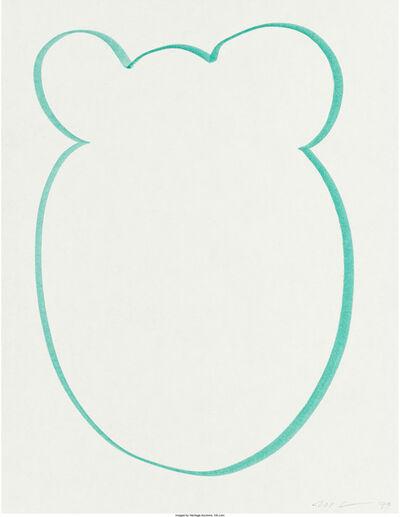 Jeff Koons, 'Untitled', 1999