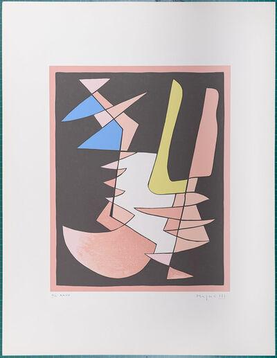 Alberto Magnelli, 'Epoque mécanique', 1953