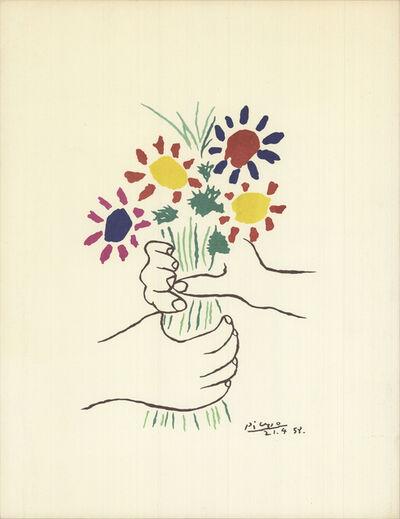 Pablo Picasso, 'Bouquet of Peace', 1958