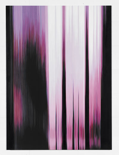 Doris Marten, 'Pink Painting (Figure No.1)', 2014