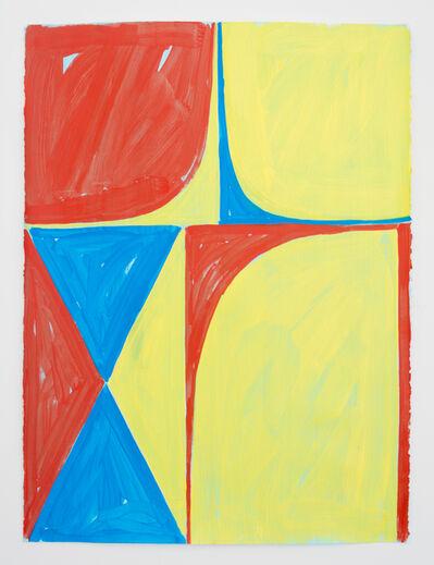Jason Stopa, 'Study for Padua Chapel', 2021