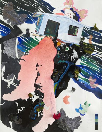 Nicole Awai, 'Reflection Pool', 2019