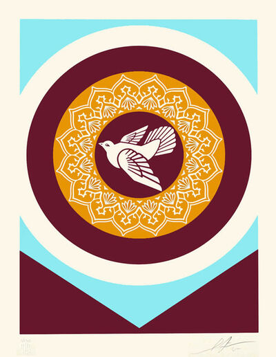 Shepard Fairey, 'Peace Series - Dove 1', 2015