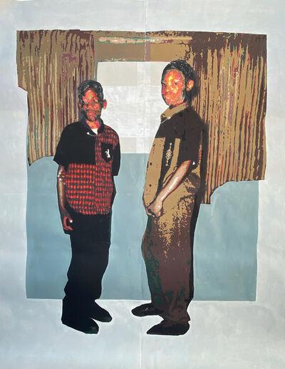 Tyanna J. Buie, 'Living Room Portrait', 2020