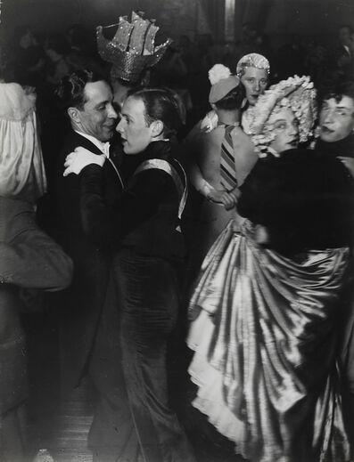 Brassaï, 'Bal du Magic-City, couples (Bal du Magic-City, Couples) ', ca. 1932