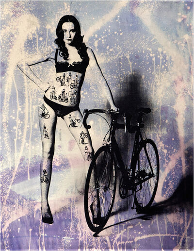 Donk, 'Bike Girl', 2014