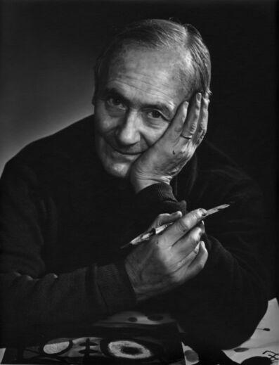 Yousuf Karsh, 'Joan Miro', 1965
