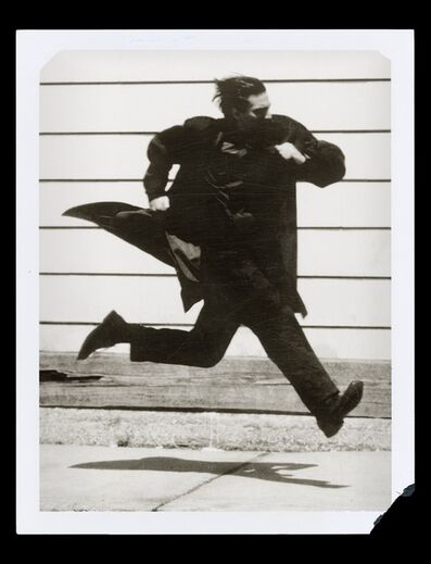 Albert Watson, 'Running Man, San Francisco', 1992