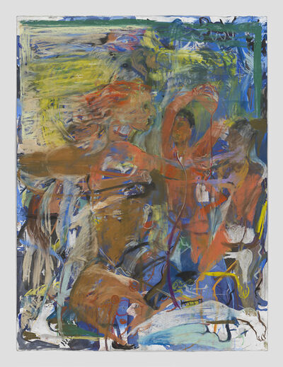 Cecily Brown, 'Untitled (Young Spartans)', 2015