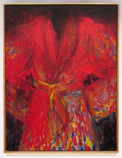 Jim Dine, 'Robe In The Oven ', 2006