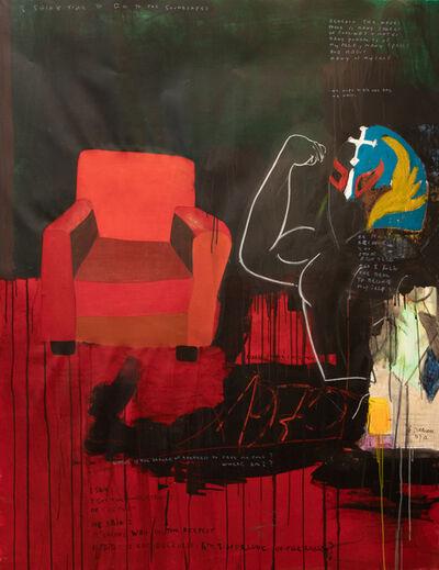 Frank Schroeder, 'Greed', 2017