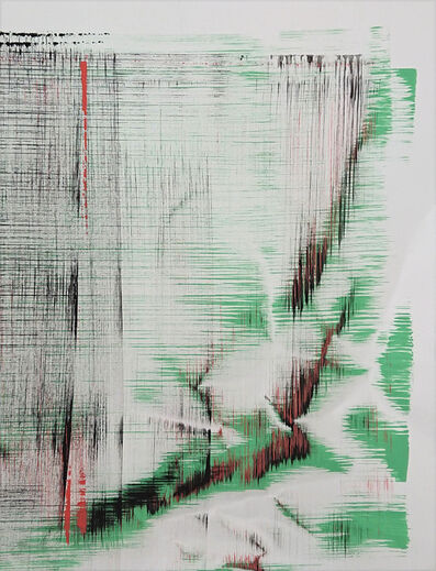 Sergio Barrera, 'Antigesture (rhizomes). P22', 2019