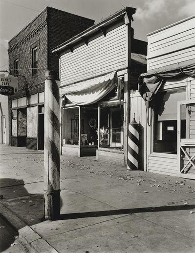 Wright Morris, 'Central City, Nebraska', 1940/1995