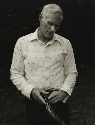 Bill Burke, 'Dewey Chapin, Jolo, West Virginia', 1979