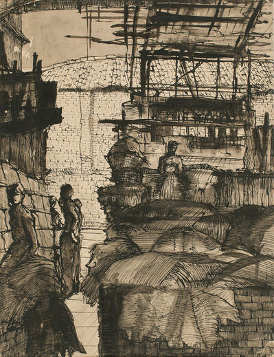 Bikash Bhattacharjee, 'Untitled', Undated