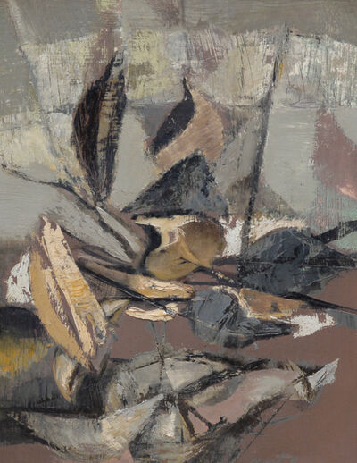 Martyl Suzanne Schweig Langsdorf, 'Asclepias', ca. 1940s