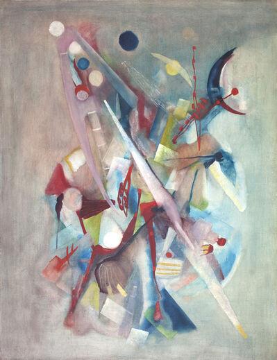 Fritz Winter, 'K III 101.', 1939