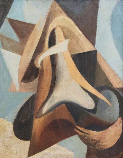 Mario Deluigi, 'Bozzetto fisiologico', 1946