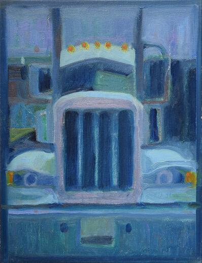 Adrianne Lobel, 'Blue Truck I', 2015