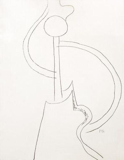 Joan Miró, 'Danseuse espagnole', 1926